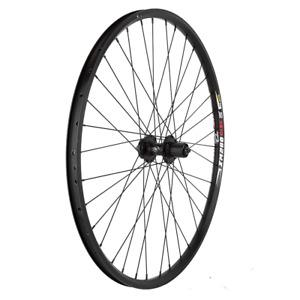 Weinmann XM280 Mountain 29er Rear Wheel Black Shimano 8-10sp Disc 135mm 36H Hub