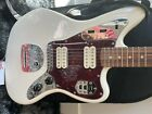 Fender Classic Player Jaguar Special HH Electric Guitar Olympic White 0141713305