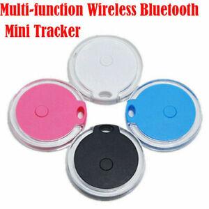 4x Mini Tracker Kinder Anti-Lost Alarm Schlüsselfinder Smart Bluetooth Locator