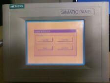 Siemens Panel Táctil TP170A 6av6 545-0ba15-2ax0