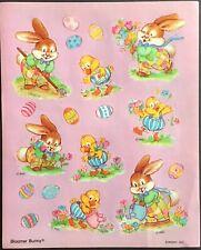 Vintage Stickers - American Greetings - Easter - Adorable!!