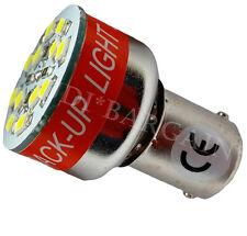 12 Leds Reverse Beep Light Alarm Warning Buzzer Rear Car Bulb Back Up Sound P21W
