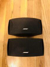 New listing 2 Bose Model Av3-2-1 Ii Media Center/Side Speakers Only - Tested & Works - Vg+