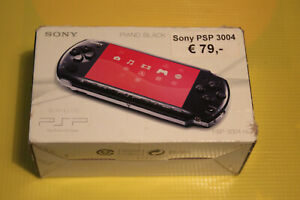 Sony Piano Black  PSP 3004, OVP, defekt !