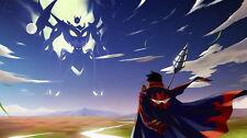"051 Tengen Toppa Gurren Lagann - Japanese Anime Cute 25""x14"" Poster"