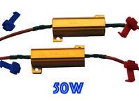 Résistance 50 w 50w watts Anti Message erreur Ordinateur ODB Pour Ampoules LED