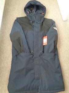 The North Face M JKT 12 sample mens hooded jacket coat Size Medium NEW+TAGS