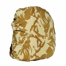 BRITISH ARMY DESERT RUCKSACK COVER DAYSACK COVER  SMALL NOT MTP