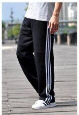 HOT Mens Sweatpants Casual Loose Plus Sport Trousers Straight Pants XL-5XL F887