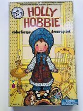 Holly Hobbie Colorforms(R) Classics Official Reproduction Re-Stickerable Set