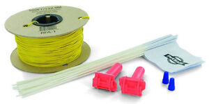 Electric Dog Fences- Petsafe Boundary Kit 150m wire + flags for dog fence