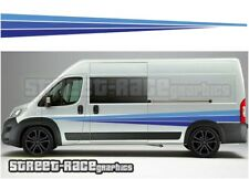 Motorhome Campervan 025 graphics stickers decal Fiat Ducato Citroen Relay Boxer
