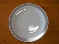 "Corning CENTURA SHANGRI LA Dinner Plate 10 1/2"" Pastel 1 ea         6 available"