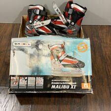 Malibu XT Rebel Adjustable Ice Skates