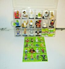 LEGO  SERIES 13 - FULL SET OF 16 MINI FIGURES WITH DISPLAY BOX (71008)