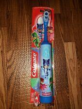 NEW Colgate PJ Masks CATBOY Powered Soft Toothbrush Children Oral Care Travel