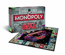MONOPOLY - THE WALKING DEAD - Survival Edition - Winning Moves 43287 - NEU