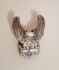Harley Davidson silver plated Eagle clip.
