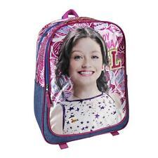 Soy Luna Mochila grande adaptable a carro niña // rucksack, backpack