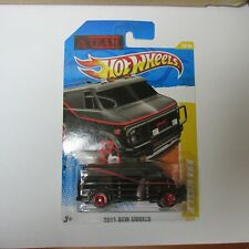 Diecast Hot Wheels 2011 New Models A Team Van From The Tv Show The A Team