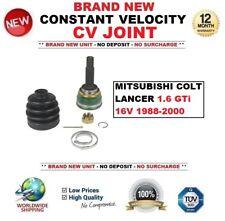 FOR MITSUBISHI COLT LANCER 1.6 GTi 16V 1988-2000 NEW CONSTANT VELOCITY CV JOINT