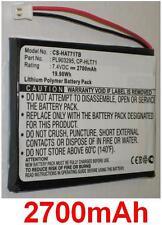 Batterie 2700mAh type CP-HLT71 PL903295 Pour Haier HERLT71