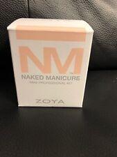 Zoya Naked Manicure Mini Professional Kit - 9 Mini Bottles .