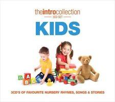 CD de musique enfants en coffret various
