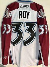 Reebok Premier NHL Jersey Colorado Avalanche Pattick Roy White sz M