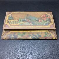 Rare Antique Victorian Collectable Peek Freans Large Biscuit Tin London c.1900s
