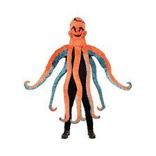 Bristol Novelty Ac872 Octopus Big Head Costume, Blue, One Size - Costume Fancy