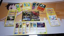 30 Pokemon Cards Bulk Lot 2x GX Tapu Koko/Bulu 6 Rare Holo Shiny Genuine Amazing