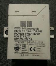 EWS Steuergerät Schlachte einen Bmw e39 523iA Unfallwagen mit erst 104141km