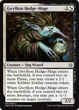 Gwyllion Hedge-Mage NM X4 Commander Anthology Gold Uncommon MTG