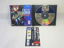 3do Real SUPER WING COMMANDER with SPINE CARD * Panasonic Import Japan Game 3d
