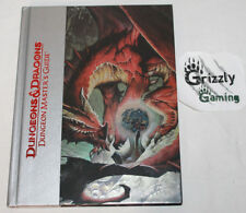 4th Edition Dungeons & Dragons Dungeon Master's Guide Deluxe Hardcover