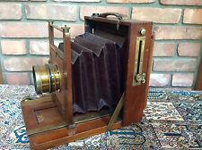 Faro Wooden Camera 1898