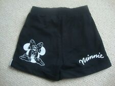Monnalisa girl's Minnie Mouse shorts age 9 years