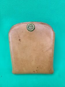 El Paso Saddlery Co. 228 Leather Double Stack Double Magazine Pouch