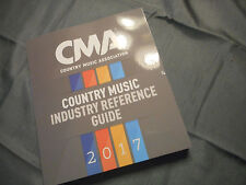 CMA 2017 Directory Book & Reference Guide