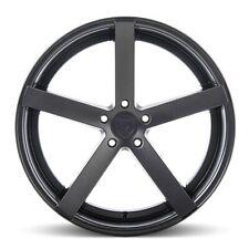 "ROHANA RC22 20"" Inch 5x120 Matte Graphite Wheel Rim 20x9 +20"