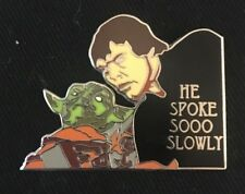 Phish-Fly Famous Mockingbird pin Star Wars Limited Edition Sold Out