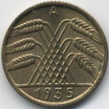 1935 A Germany 10 Reichspfennig | Pennies2Pounds