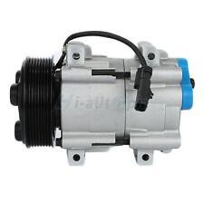 A/C Compressor & Clutch for 06-10 Dodge Ram 2500 3500 5.9L 6.7L 55111411AC