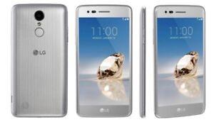 T-Mobile LG Aristo Smartphone M210 4G LTE 16GB Rom 1.5GB Ram Android Unlocked