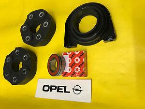 NEU Rep Satz OPEL Omega 2,0 Reparatur Kardanwelle Lager 2 x Hardyscheibe X20XEV