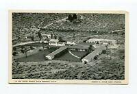La Paz Guest Ranch Aerial View Palm Springs CA 1940s Postcard Robert Phair Photo