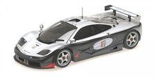 Mclaren F1 GTR Adrenaline Programa ( Plata/Negro )