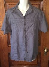 Division E City of Lost Angels Gray Deconstructed SHIRT, Love of Power, Mens XL