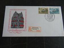 Nederland 840, 841 op envelop 53e Philistendag Groningen 1965